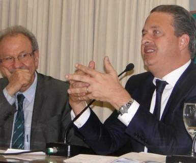 Gargioni lamenta morte de Eduardo Campos