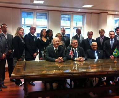 CONFAP integra delegação internacional para promover pesquisas com doenças infecciosas
