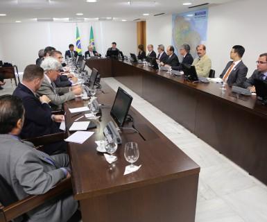 CONFAP participa de audiência com presidente em exercício Michel Temer