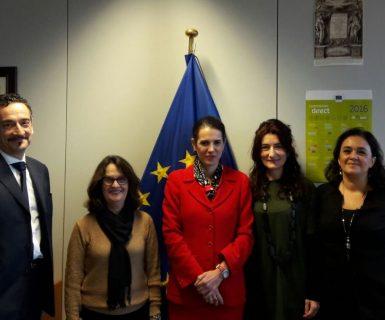 CONFAP estreita laços com a União Europeia