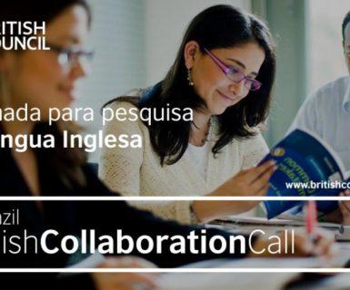 Confap e British Council lançam chamada para melhoria do ensino e aprendizado da língua inglesa