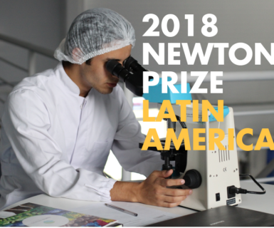 Divulgados os seis finalistas que concorrem ao Prêmio Newton 2018