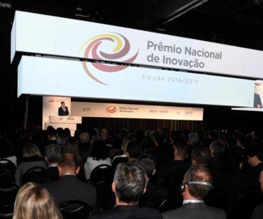 Abertas inscrições para Prêmio Nacional de Inovação