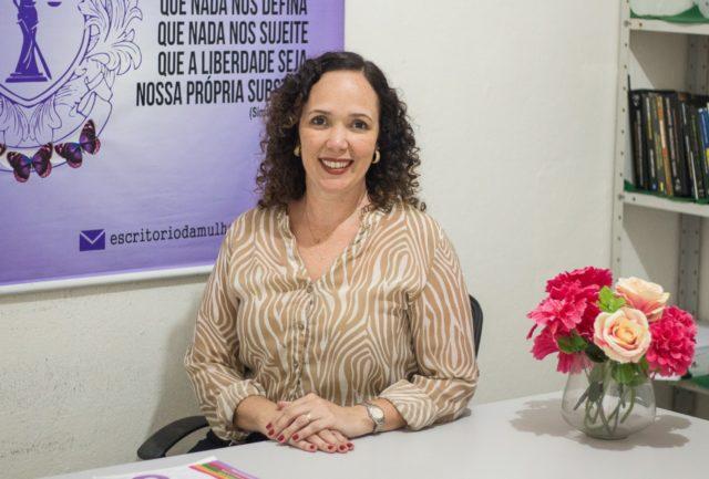 Pesquisadora Elaine Pimentel