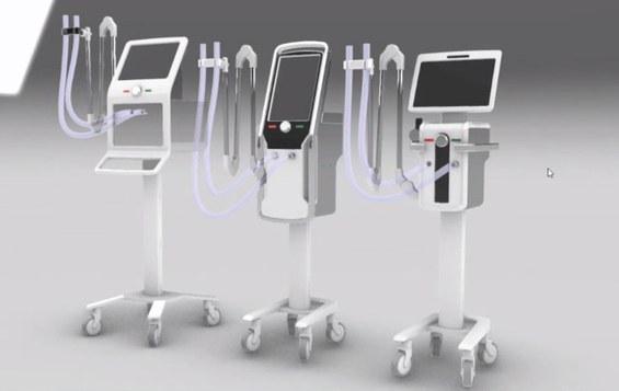 Ventilador pulmonar desenvolvido no NUTES/UEPB