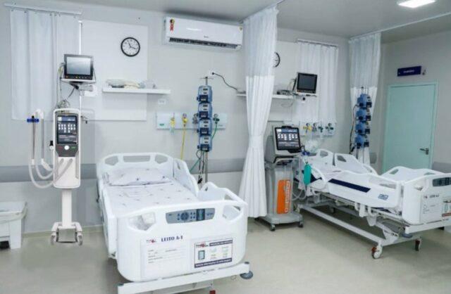 Ventilador pulmonar desenvolvido na Paraíba-PB