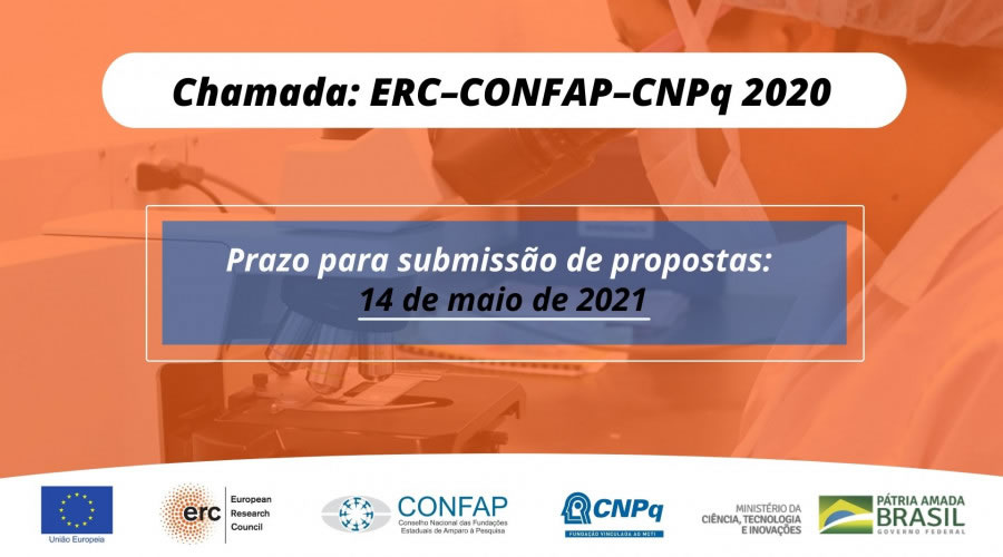 Chamada ERC-Confap-CNPq 2020