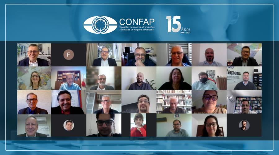 Assista à íntegra do Fórum Confap - 15 anos de história